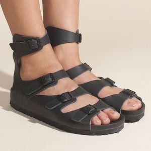 Gladiator birkenstock sandals